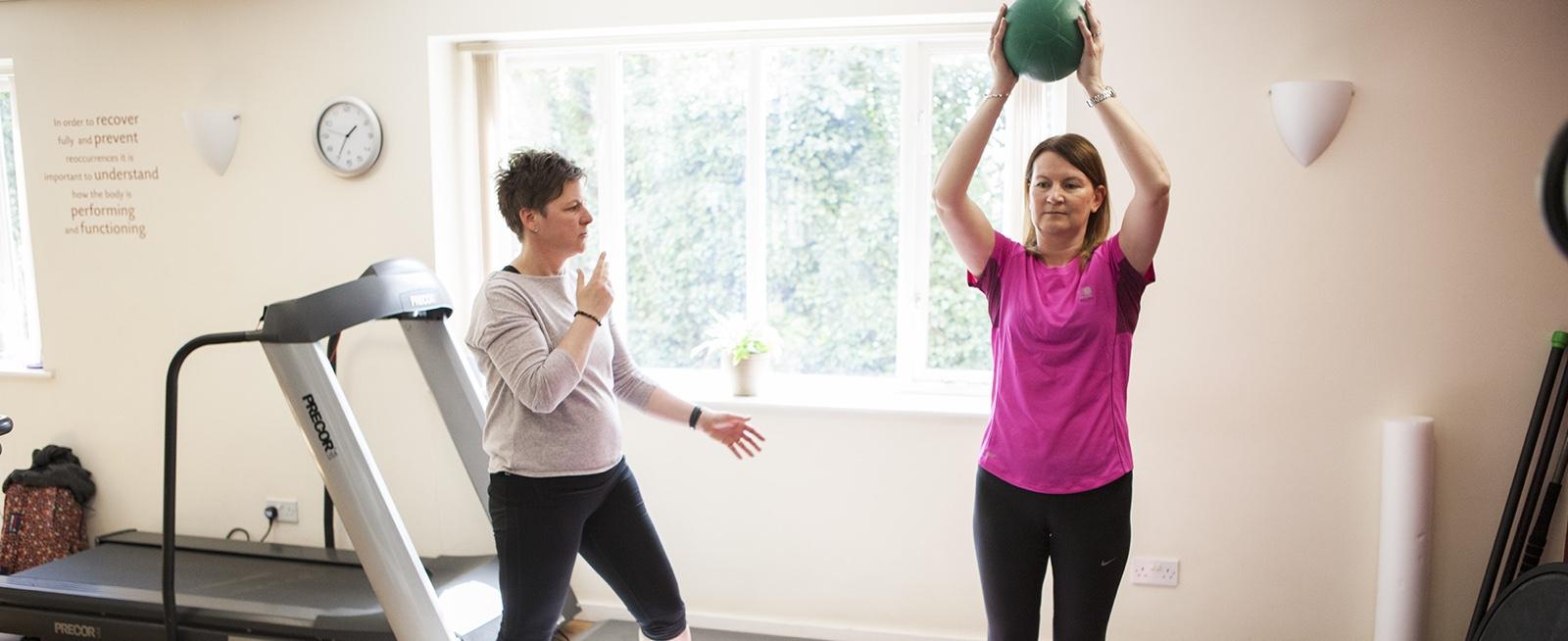 Fitness in menopause